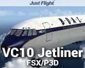 VC10 Jetliner for FSX/P3D