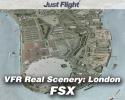 VFR Real Scenery: London for FSX
