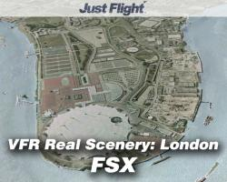 VFR Real Scenery: London