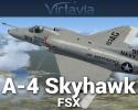 Douglas A-4 Skyhawk for FSX