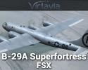 B-29A Superfortress for FSX