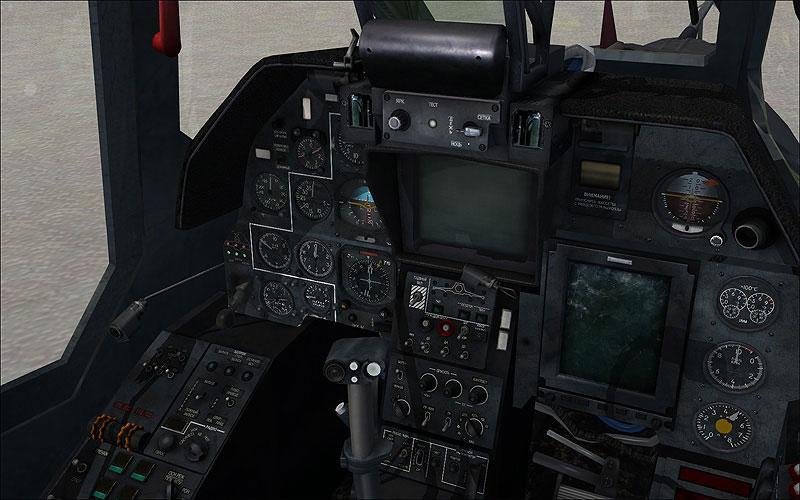 Ka-50 'Black Shark' for FSX/FS2004