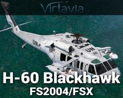 H-60 Blackhawk for FSX/FS2004