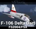 F-106 Delta Dart for FSX/FS2004