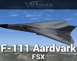 F-111 Aardvark for FSX