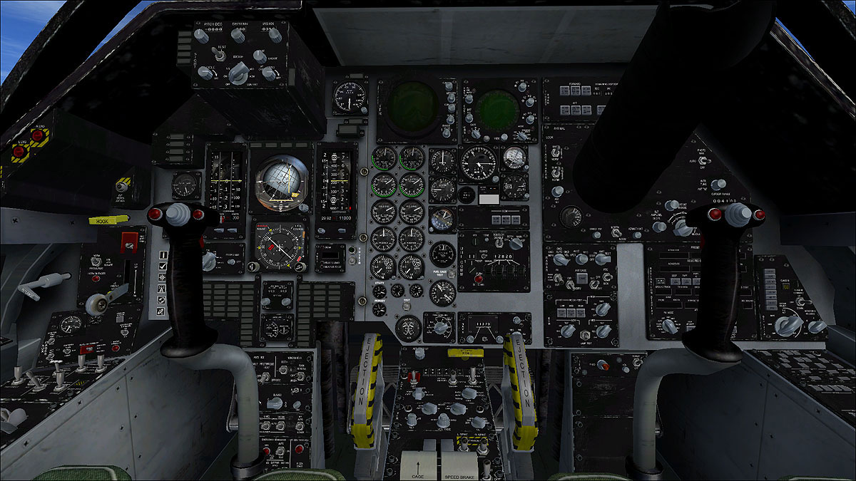 F-111 Aardvark for FSX by Virtavia