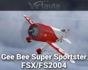 Gee Bee Super Sportster for FSX/FS2004