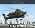 Mil Mi-28 'Havoc for FSX/FS2004