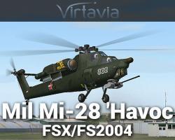 Mil Mi-28 'Havoc