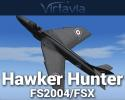 Hawker Hunter for FSX/FS2004