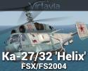 Ka-27/32 'Helix' for FSX/FS2004