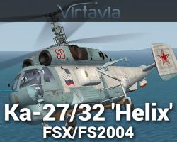 Ka-27/32 'Helix' for FSX/FS2004