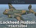 Lockheed Hudson for FSX/FS2004