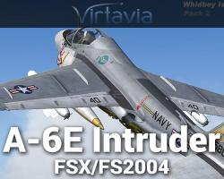 A-6E Intruder for FSX/FS2004