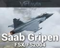 Saab Gripen for FSX/FS2004