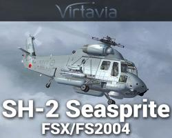 SH-2 Seasprite for FSX/FS2004