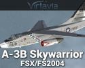 A-3B Skywarrior for FSX/FS2004
