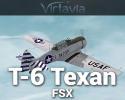 T-6 Texan / Harvard for FSX/FS2004