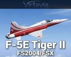 F-5E Tiger II