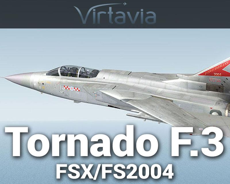 Panavia Tornado F 3 for FSX/FS2004