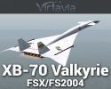 XB-70 Valkyrie for FSX/FS2004