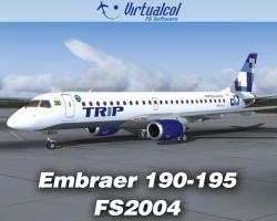 Embraer 190-195 Regional Jets