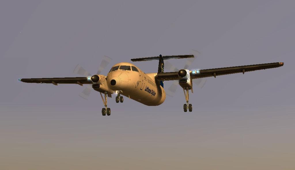 Dash 8 Series For Fs2004 By Virtualcol Fs Software