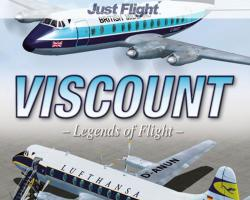 Vickers Viscount: Legends of Flight
