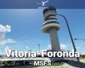 Vitoria-Foronda Airport (LEVT) Scenery for MSFS