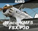 Waco YMF5 for FSX/Prepar3D