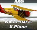 WACO YMF-5 for X-Plane