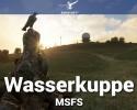 Wasserkuppe Airfield (EDER) Scenery for MSFS