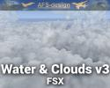 Water & Clouds v3 Scenery Enhancement for FSX