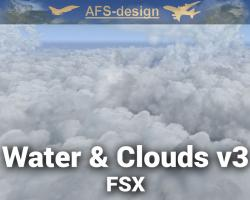 Water & Clouds v3 Scenery Enhancement