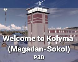 Welcome to Kolyma (Magadan-Sokol) Scenery for P3Dv4