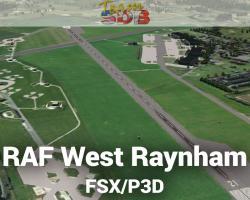 RAF West Raynham Scenery