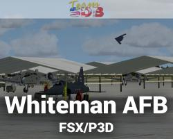 Whiteman AFB Scenery