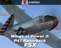 P-47 Razorback Accu-Sim for FSX