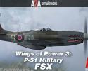 Wings of Power 3: P-51 Military Accu-Sim for FSX