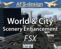 World & City Scenery Enhancement for FSX