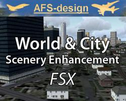 World & City Scenery Enhancement