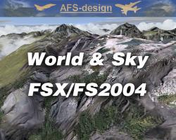 World & Sky 2 Environment Enhancement