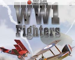 WWI Fighters Add-On for FSX/FS2004