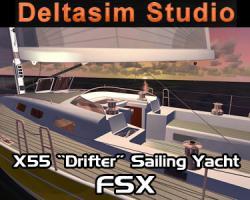 """X55 """"Drifter"""" Sailing Yacht"""