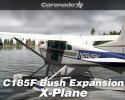 Cessna C185F Skywagon Bush Extension Pack v3 for X-Plane