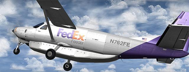 FedEx Feeder